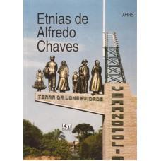 Etnias de Alfredo Chaves. 1871-1891