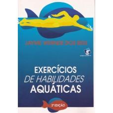 Exercícios de habilidades aquáticas
