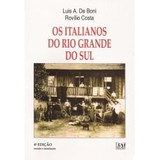 Italianos do Rio Grande do Sul