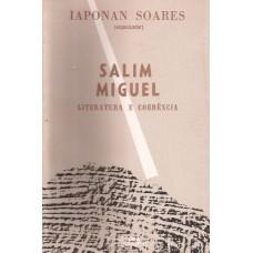 Literatura e Coerência: Salim Miguel