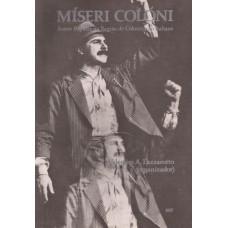 Míseri colóni. Teatro popular na Região de Colonização Italiana
