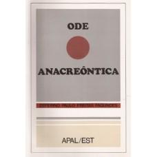 Ode Anacreôntica (1976-1978)