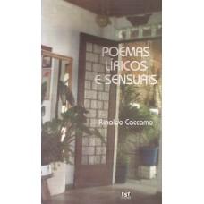 Poemas líricos e sensuais